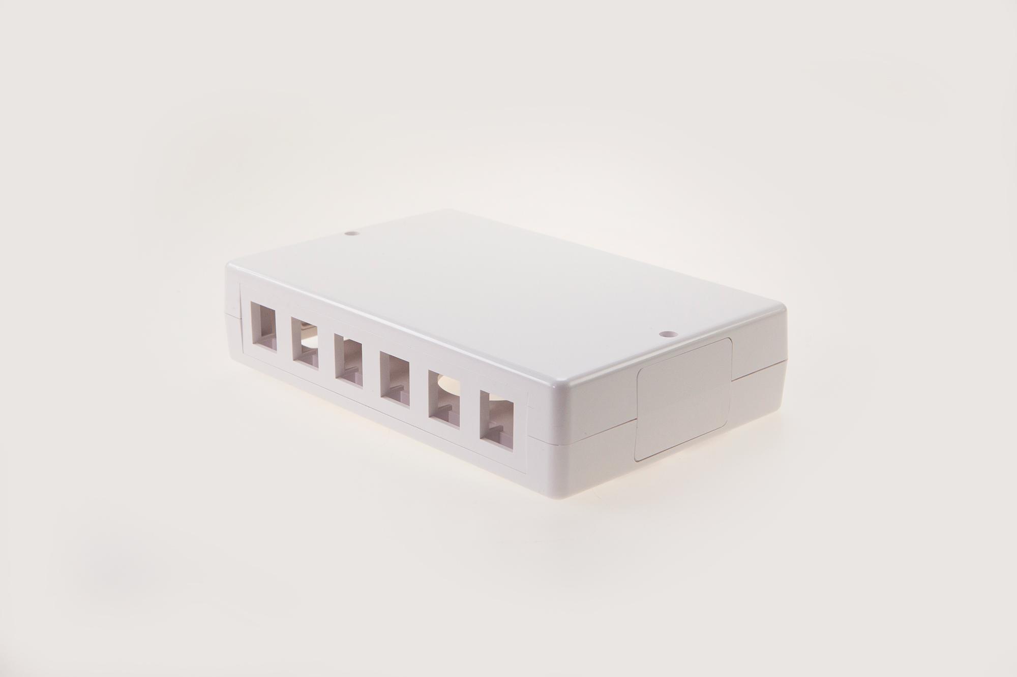 Keystone Distributor - Module, Patchpanel, Gehäuse | EVN Electronic ...