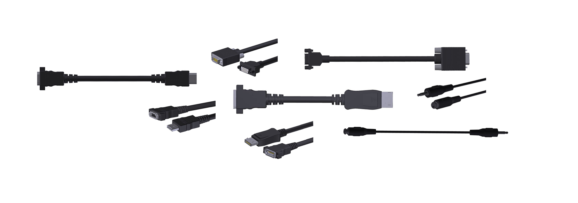 new connection cables
