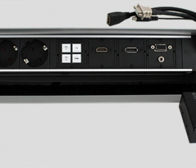 HDMI/VGA to HDMI-Switch with Converter